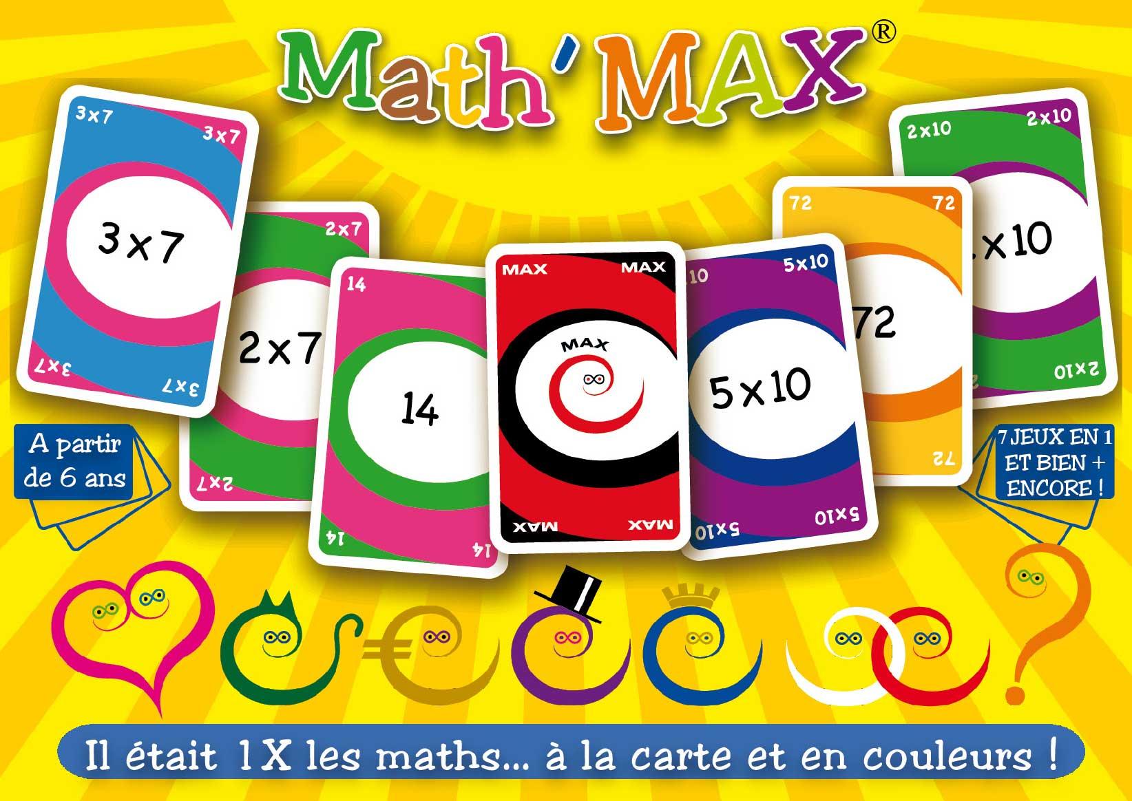Sandra moreira editions cr ation et dition de jeux de - Jeu sur les tables de multiplication ...